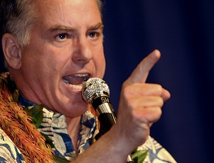 Howard Dean, Honolulu Hawaii May 2004
