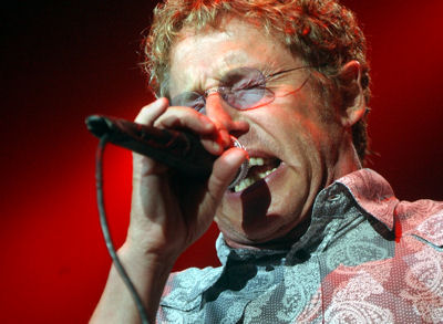 Roger Daltrey, The Who in Honolulu Hawaii